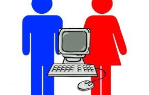 46% das mulheres preferem internet a sexo