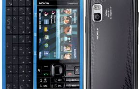 Nokia 5730 Xpress Music com teclado QWERTY