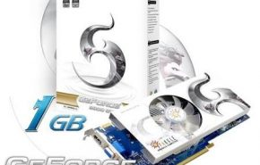 Sparkle 9800 GTX+ de 1GB
