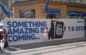 O primeiro Nokia com Windows Phone 8 chegara dia 7 de setembro