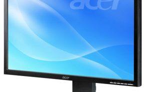 Acer B223, um monitor por USB