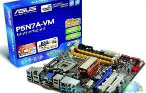 P5N7A-VM : A GeForce 9300 da Asus