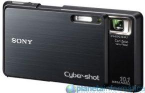 [CES 09] Uma câmera compacta da Sony com Wi-fi e navegador