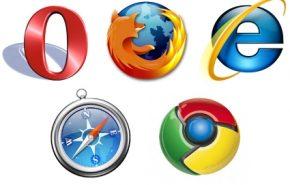 Comparação dos próximo Web Browsers