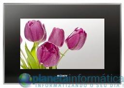 [CES 09] Sony S-Frame, novos marcos digitais de Sony