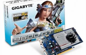 Gigabyte estreia GeForce 9600 GT eficiente