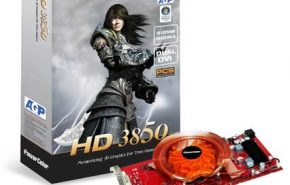 Radeon HD 3850 AGP : DirectX 10.1, mas sem Windows Vista