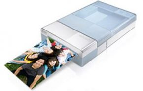 Dell lança impressora portátil de fotos