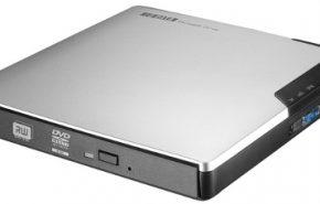 I-O Data DVRP-UXLE2, grabadora DVD para netbooks