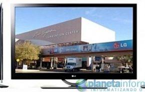 [CES 2009] LG apresenta a sua TV mais fina, a LH95