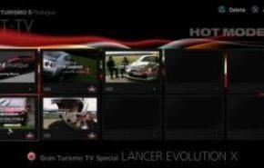 """E3: Gran Turismo """"TV"""""""