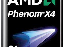 Phenom II X4 funcionando a 5,92 GHz