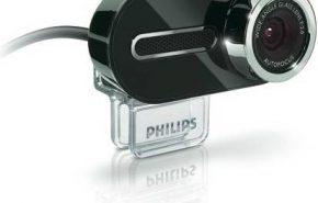 Philips SPC2050NC, webcam de alta qualidade