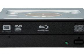 Pioneer BDR-2203 grava Blu-ray a 8x