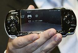 Sony lança novo PSP