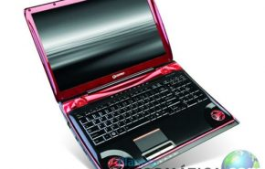Qosmio X305-Q708 – Notebook para Gamers