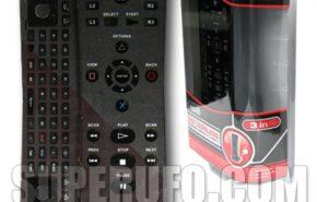 Controle 3 em 1 sem fio para PlayStation 3.
