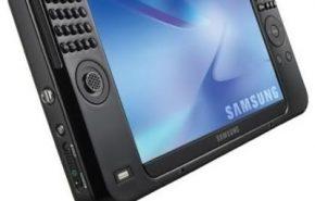 Samsung Q1 Ultra Premium, UMPC com tela de 7 polegadas