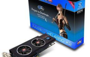 Sapphire apresenta oficialmente a sua Radeon HD 4850 X2