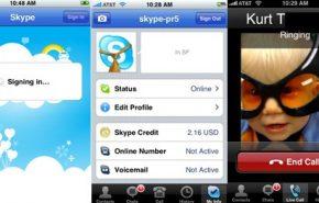 App do Skype para iPhone sai oficialmente