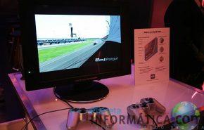 Sony exibe uma tela FED de 19′ rodando Gran Turismo a 240fps