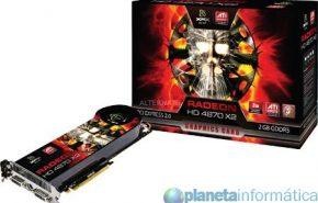 Radeon HD 4870 X2 da XFX à venda na Alemanha