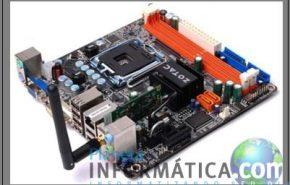 Placa mãe da ZOTAC para equipamentos Mini-ITX