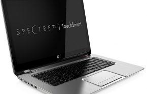 HP apresenta o novo ultrabook táctil Spectre XT Touchsmart