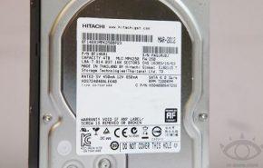 Hitachi lança disco rígido de 4 TB