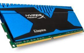 Nova série de memória Kingston HyperX Predator