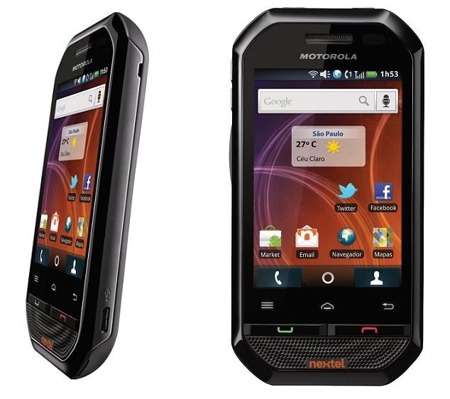 celular nextel con rastreador