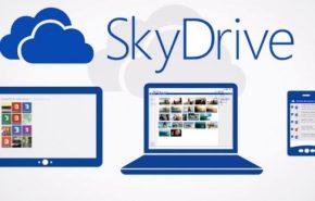 Microsoft também renovou o SkyDrive
