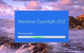 Download do novo Windows Live Essentials 2012