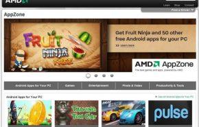 AMD AppZone, jogos e aplicações do Android no seu PC
