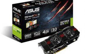 ASUS anuncia nova gráfica GeForce GTX 670 4GB