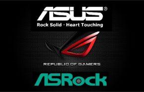 ASUS esta pensando em comprar a ASRock