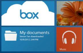 Box lança a versão para o Windows 8