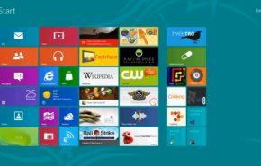 Veja como desinstalar as aplicações no Windows 8