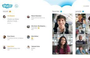 Windows 8 já tem o novo Skype está disponível para download