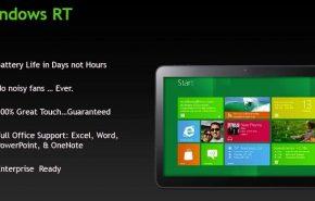 Windows RT terá versão de 64 bits