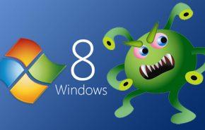 Windows 8 já tem seus primeiros vírus