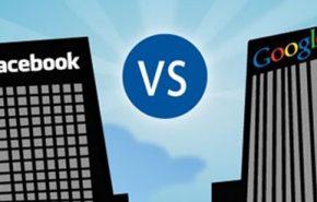 """Google PROVOCA: """"Facebook é uma rede social do passado"""" Concorda?"""