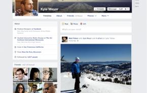 Nova alterações na Timeline do Facebook