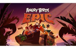Rovio anuncia Angry Birds Epic, um jogo RPG com combates por turnos