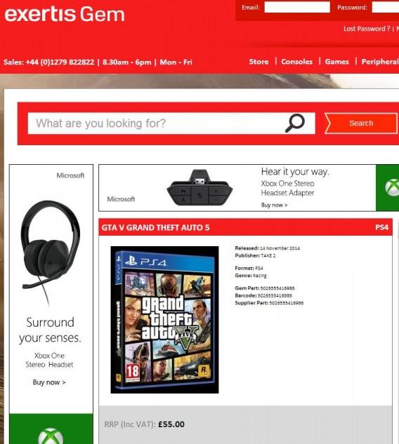 gta 5 1 568x633 - GTA 5 para PC, PS4 e Xbox One: nova filtragem?