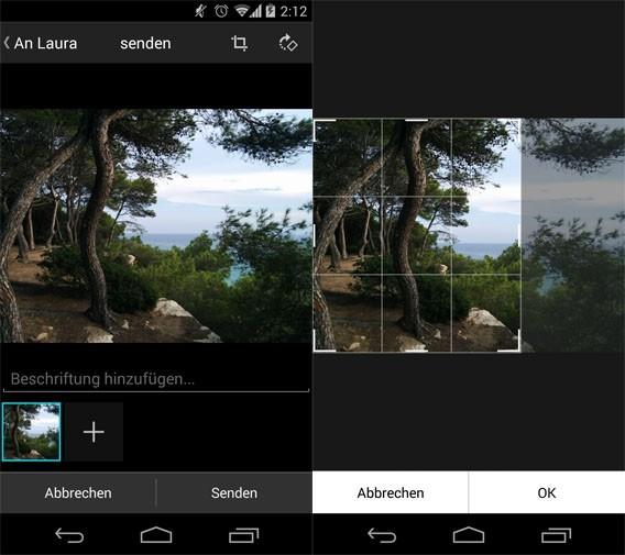 whatsapp beta bildbearbeitung android - WhatsApp lança uma nova função para editar imagens