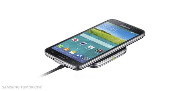 00 EP WG900 Standard Large - O Galaxy S6 levará carregamento sem fio de série