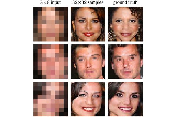lowres ai - A inteligência artificial de Google melhora as imagens em baixa resolução
